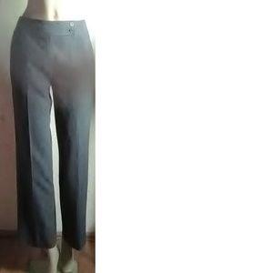 Talbots Gray Stretch Pants Size 4